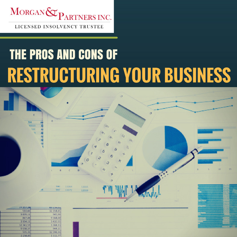 The Pros and Cons of Restructuring Your Business