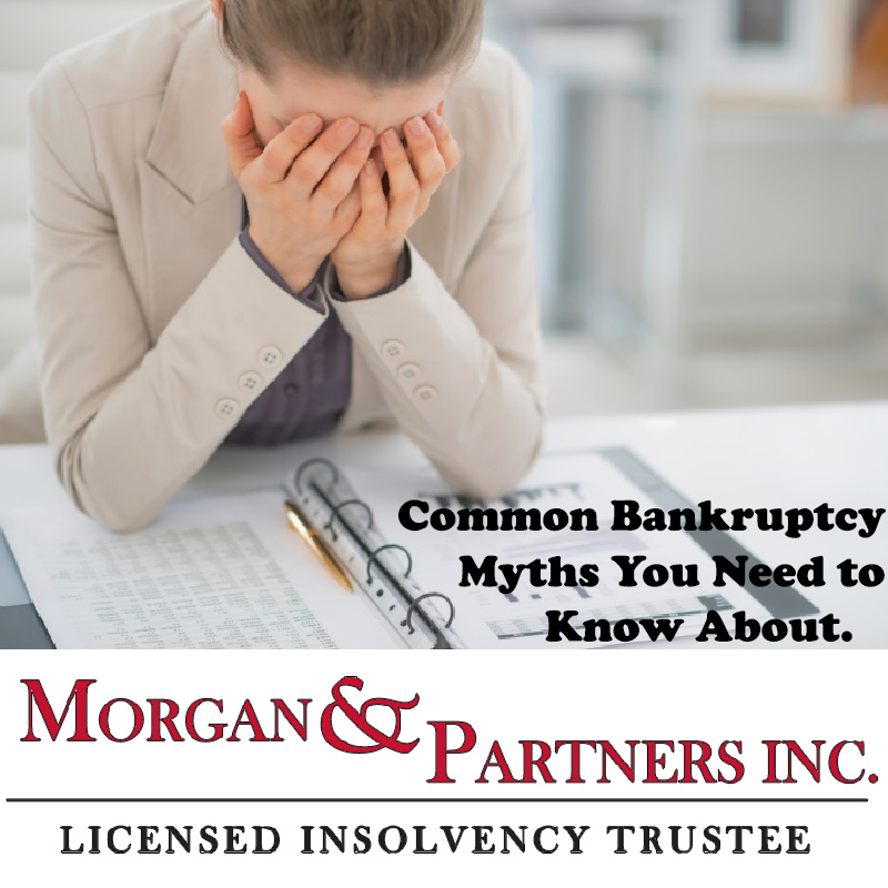 Common Bankruptcy Myths You Need to Know About